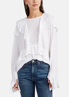 IRO Women's Nampa Ruffled T-Shirt