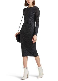 IRO Women's Napinka Cotton-Blend Fitted Dress