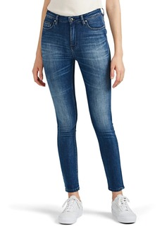 IRO Women's Nevadacla Mid-Rise Skinny Jeans