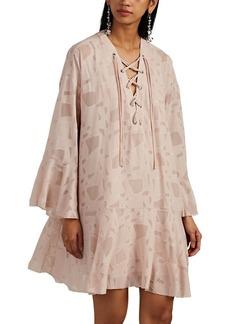 IRO Women's Ralene Burnout Georgette Dress