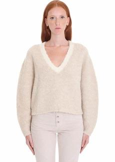 IRO Yates Knitwear In Beige Wool