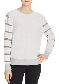 IRO.JEANS Daymon Distressed Sweatshirt