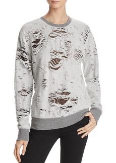 IRO.JEANS Kismet Destructed Sweatshirt - 100% Exclusive