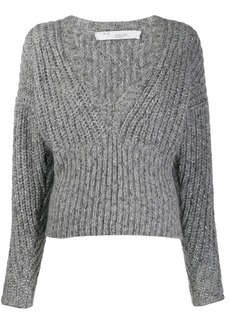 IRO knitted long sleeve jumper