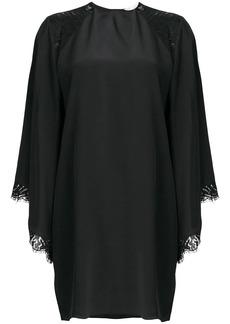 IRO lace detail dress
