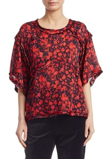 IRO Magical Floral Blouse