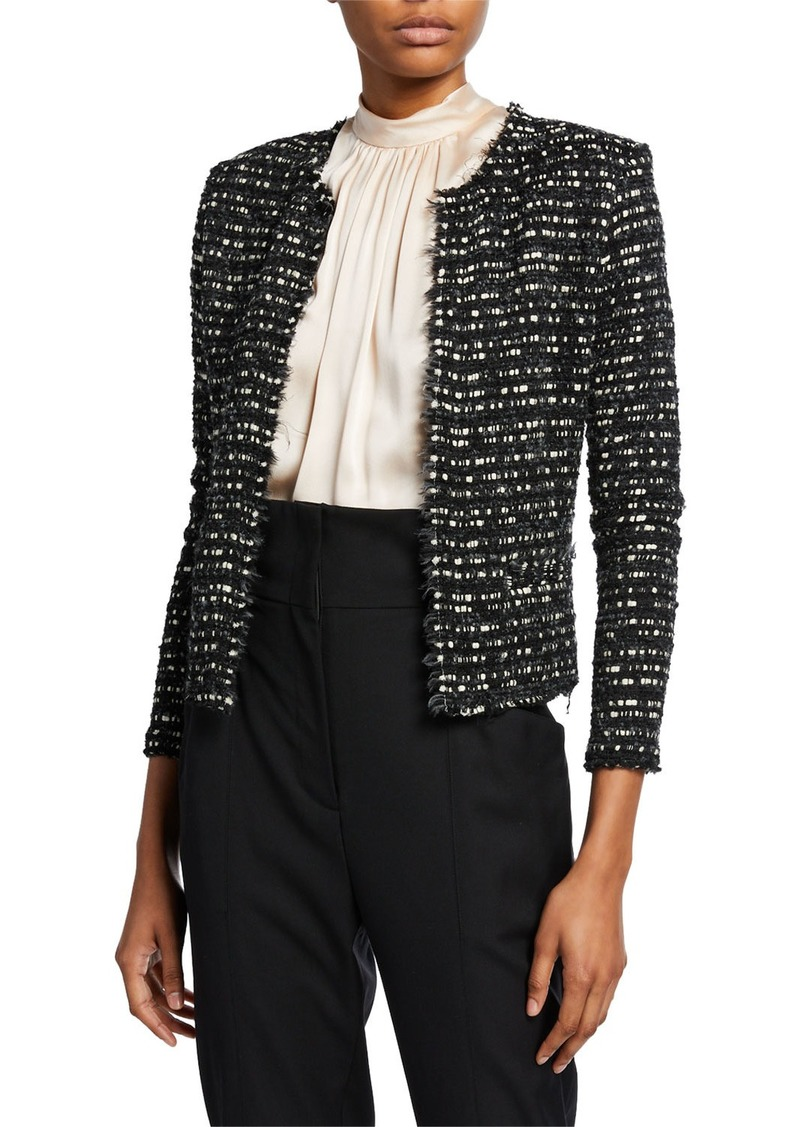 IRO Mamaspe Tweed Jacket