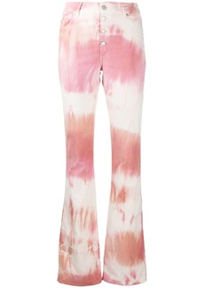 IRO Medola high-rise flared jeans