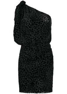 IRO one shoulder dress