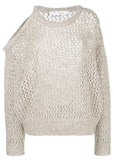 IRO open knit jumper
