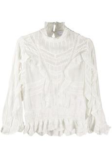IRO Orrie ruffled blouse