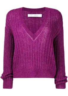 IRO oversized ribbed jumper