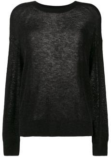 IRO oversized woolly jumper