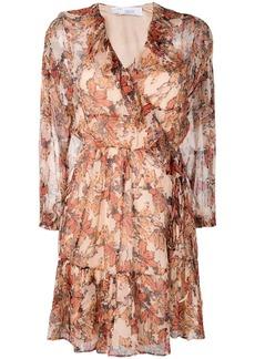 IRO Pacify printed dress