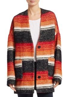 IRO Passion Striped Jacket