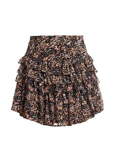 IRO Roxana Tiered Skirt