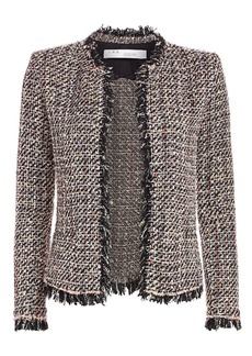 IRO Shavani Metallic Tweed Jacket