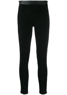 IRO skinny fit trousers