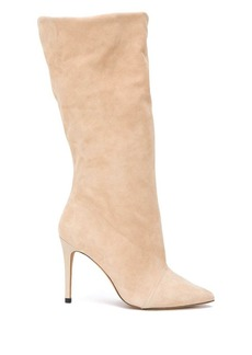 IRO Stevie pointed suede boots