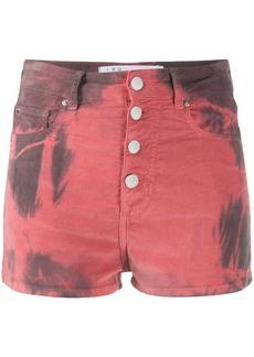 IRO tie dye shorts