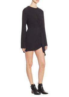 IRO Tranaja Long-Sleeve Dress