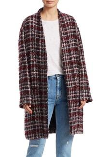 IRO Twisted Tweed Coat