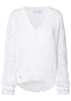 IRO V-neck knit jumper