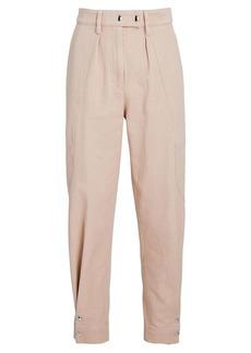 IRO Viklay High-Rise Cotton Trousers