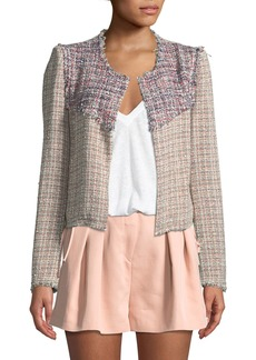 IRO Walefa Multicolor Tweed Jacket