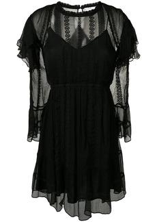 IRO Western ruffle dress