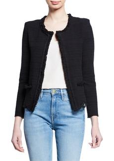 IRO Wondrous Structured Tweed Jacket