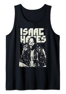 Isaac Mizrahi ISAAC HAYES LEAN IN Tank Top