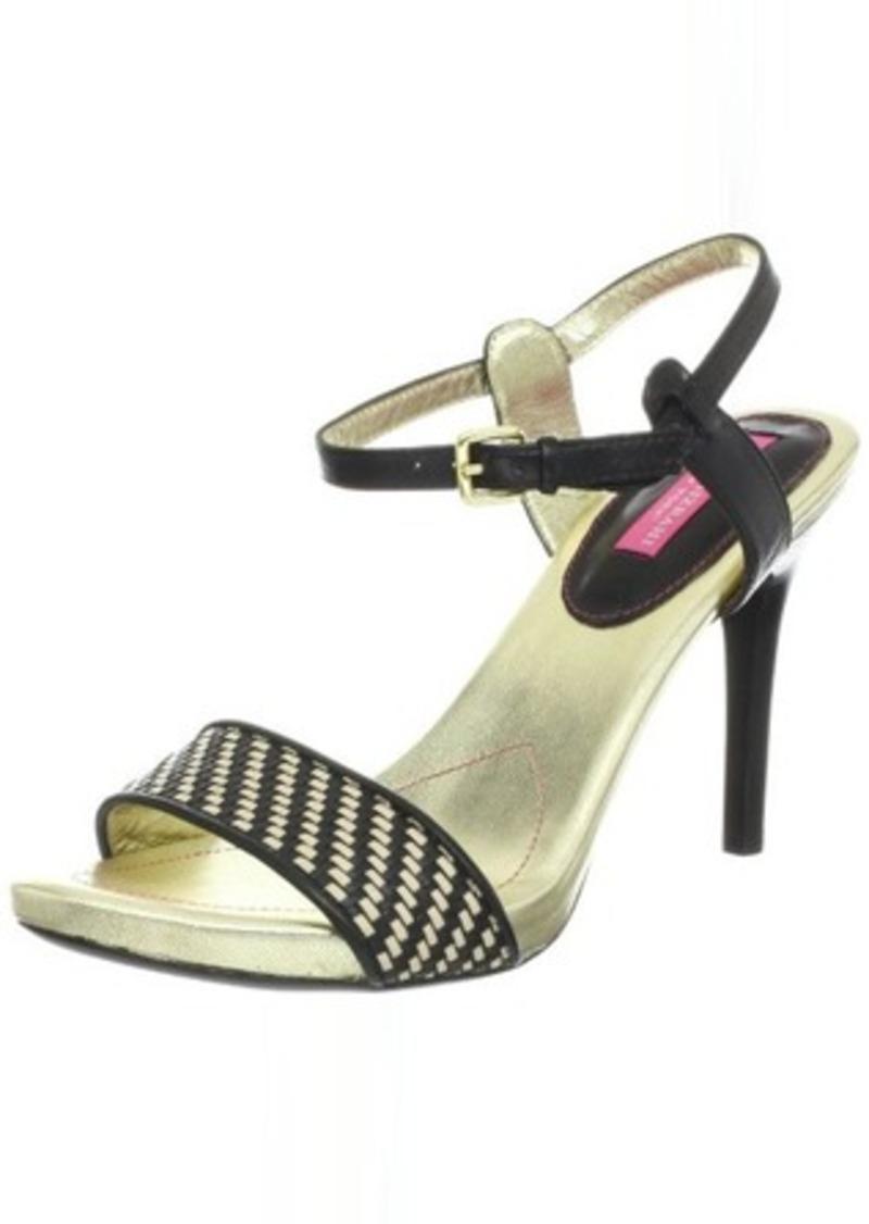 Isaac Mizrahi New York Women's Belle Platform Sandal