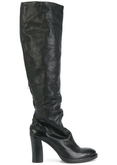 Isaac Sellam Experience Helmi boots - Black