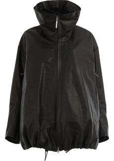 Isaac Mizrahi zipped padded coat