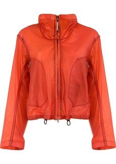 Isaac Mizrahi zipped-up jacket