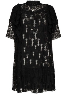 Isabel Marant Venus lace mini dress