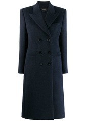 Isabel Marant double breasted fitted coat