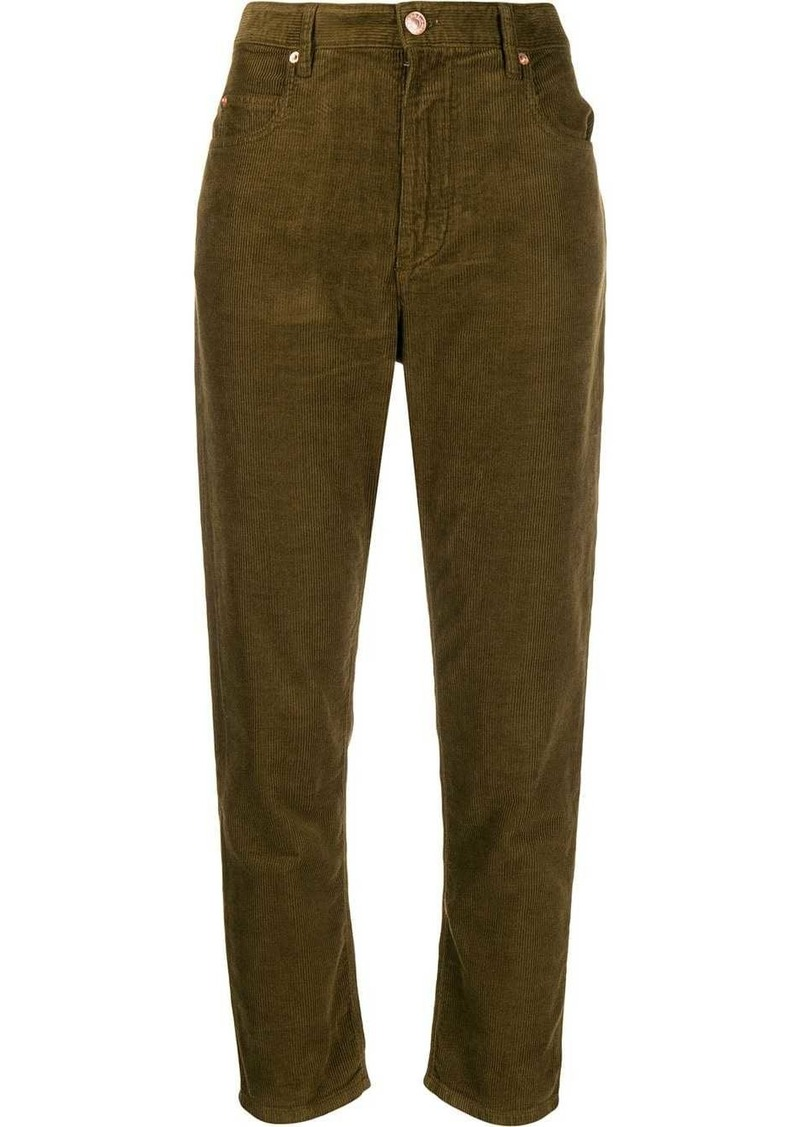 Isabel Marant skinny fit trousers
