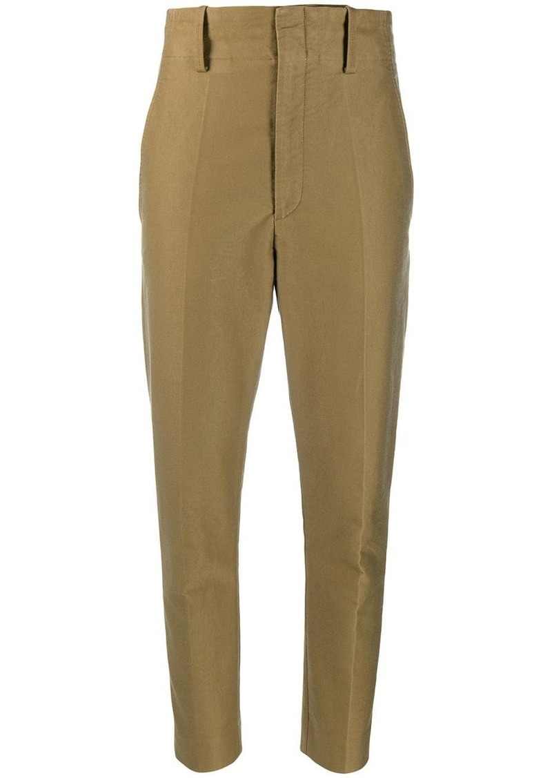 Isabel Marant tapered trousers