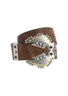 Isabel Marant 50mm Abigail Leather Belt