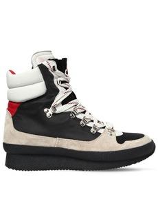 Isabel Marant 60mm Brendta Suede & Nylon Boots