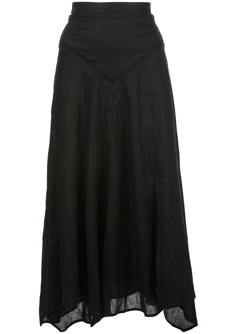 Isabel Marant A-line long skirt