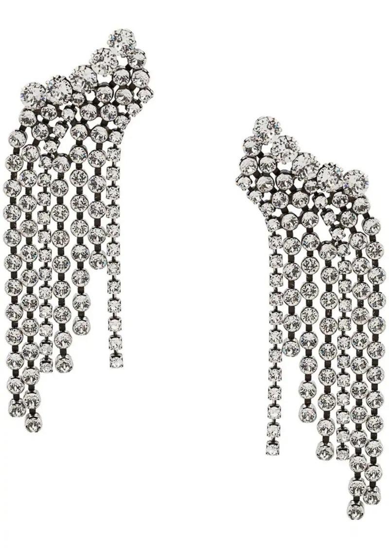 Isabel Marant a wild shore cascade earrings