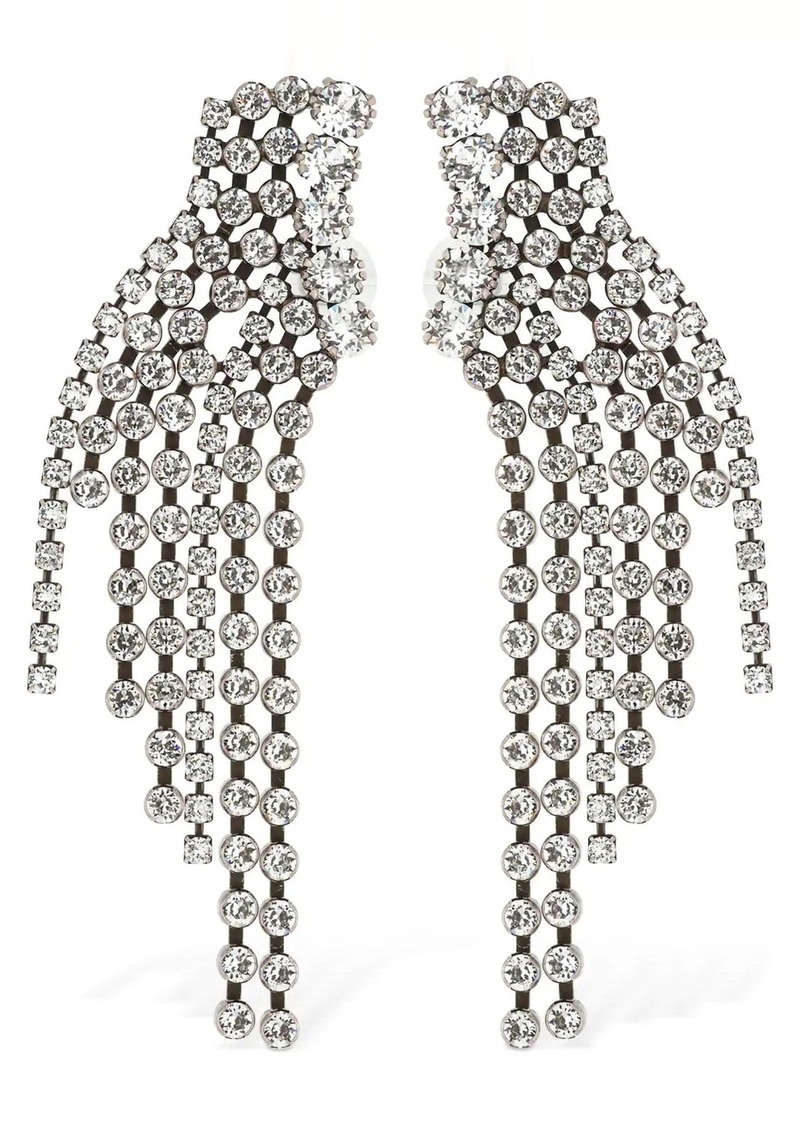 Isabel Marant A Wild Shore Crystal Earrings