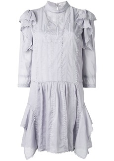 Isabel Marant alba vintage lace dress