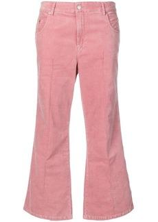 Isabel Marant Anyree velvet trousers