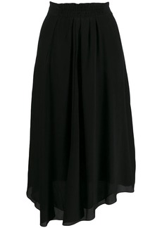 Isabel Marant asymmetric midi skirt