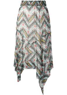 Isabel Marant asymmetric skirt