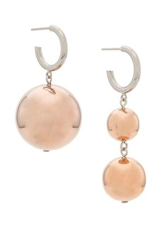 Isabel Marant ball drop earrings